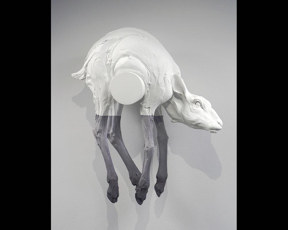 Beth Cavener Stichter – Render / sculptures