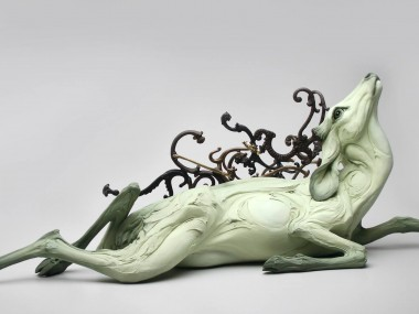 Beth Cavener Stichter – sculptures
