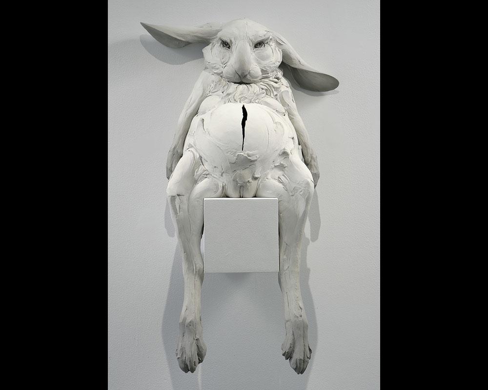 Beth Cavener / sculptures
