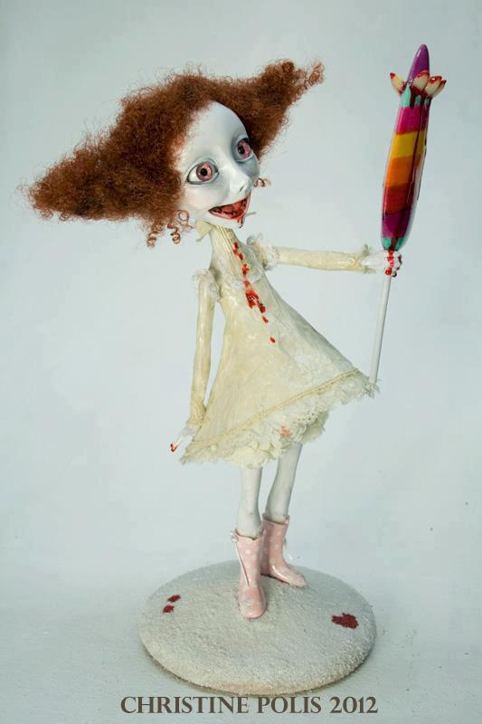 Christine Polis – Art Dolls
