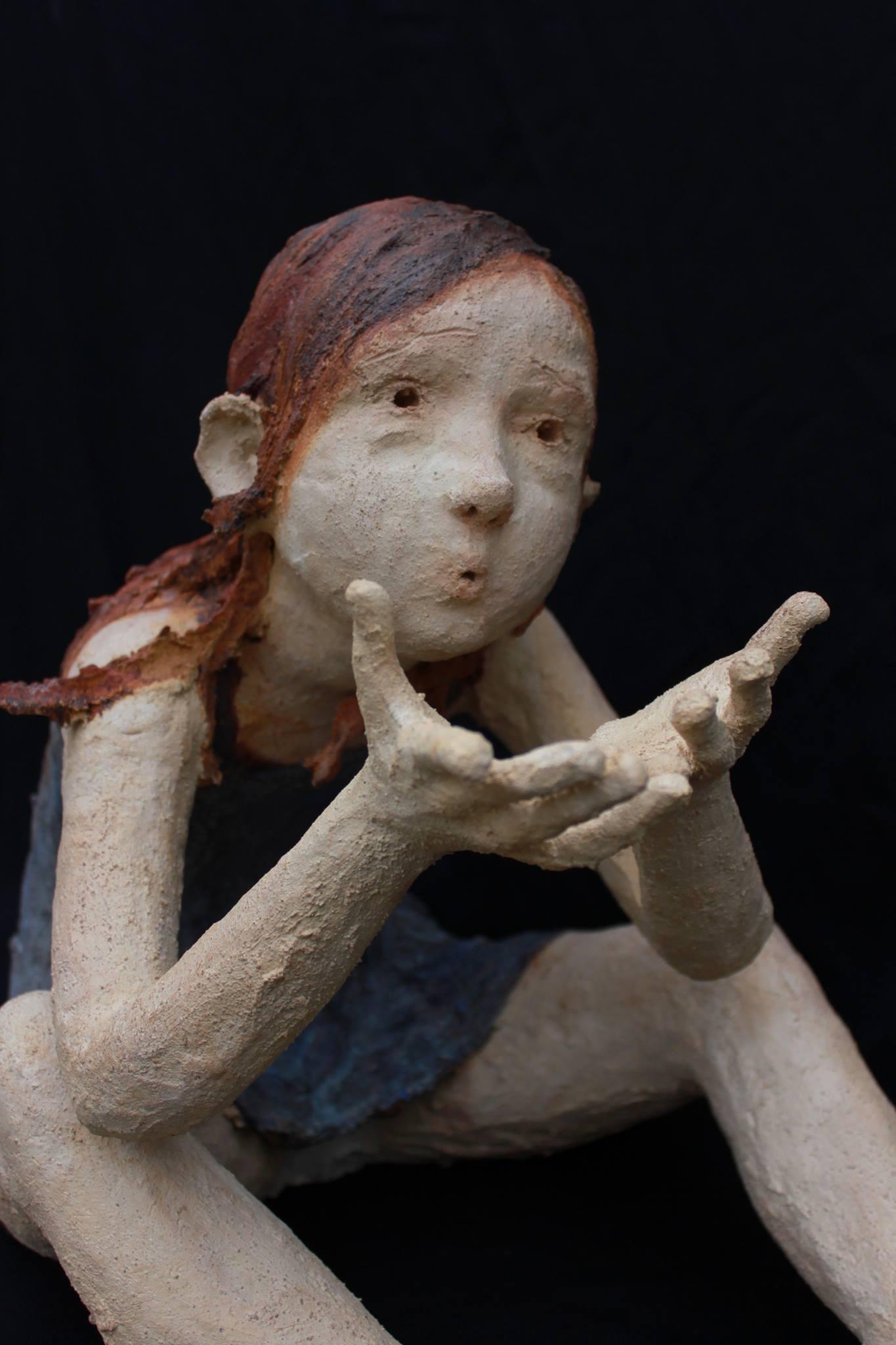 Jurga Sculpteur – A friend of mine has gone today