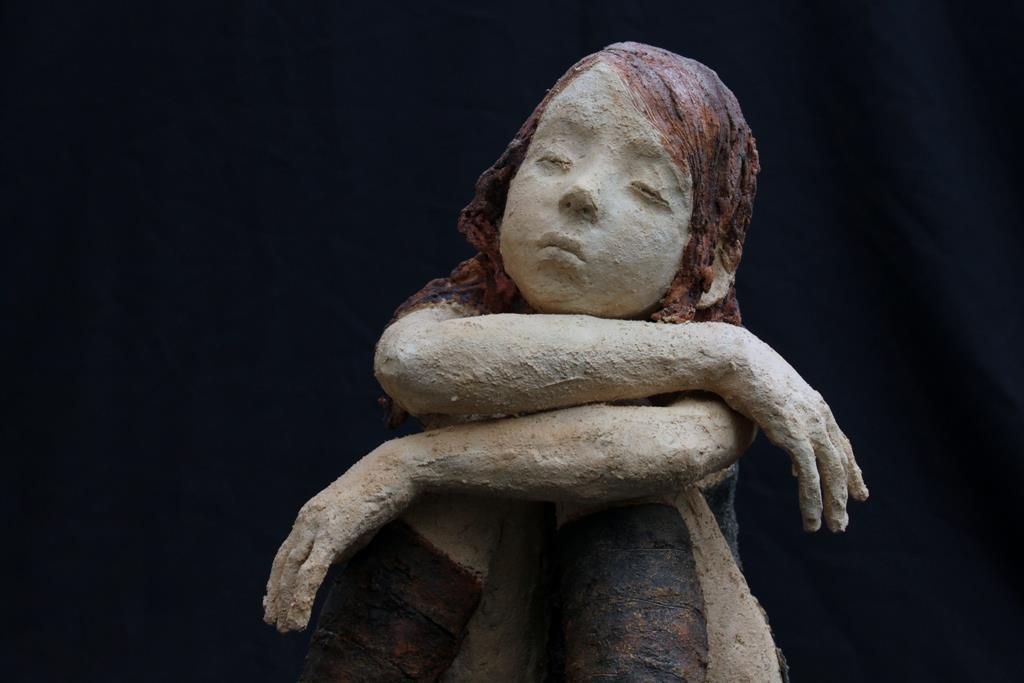 Jurga Sculpteur – argile