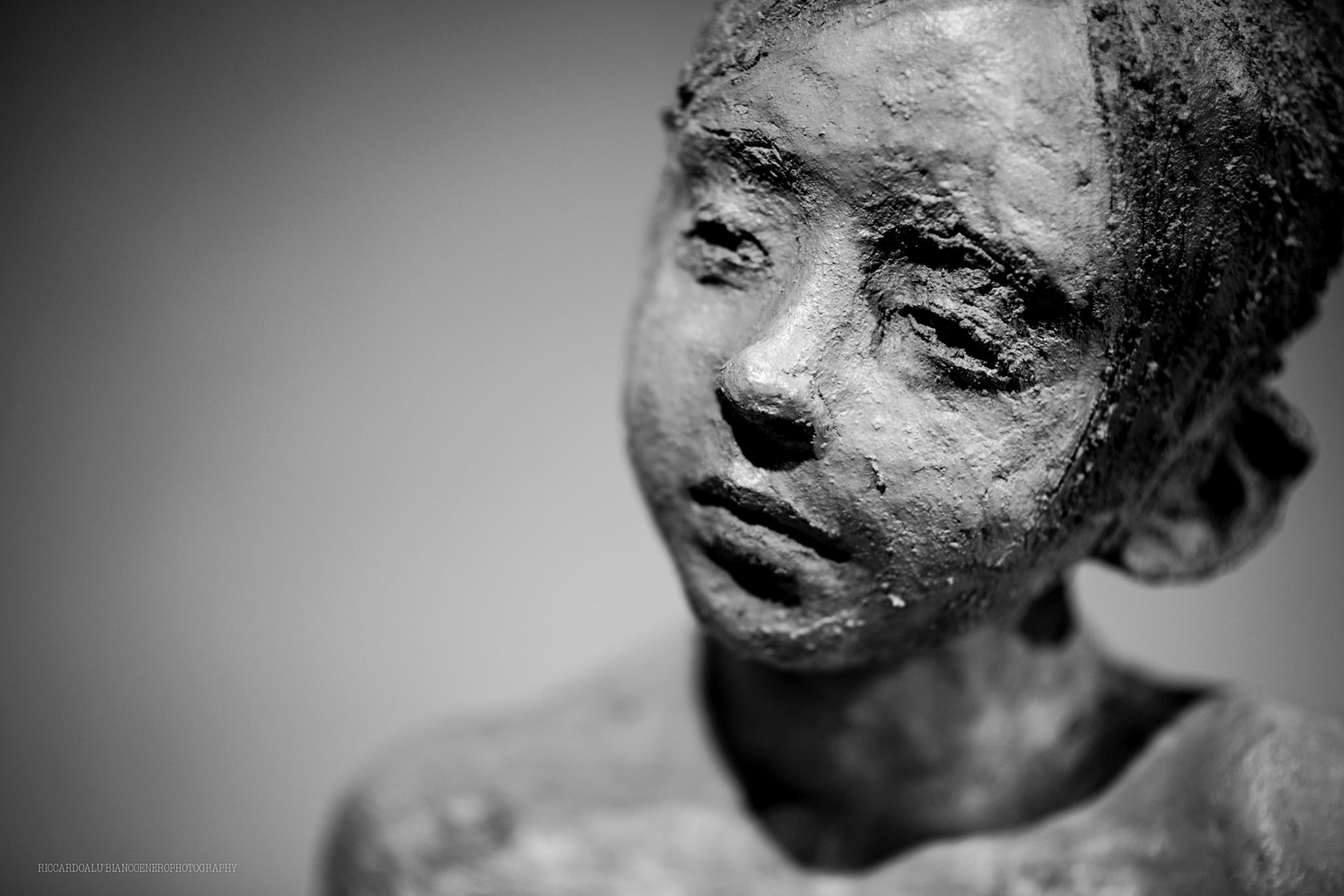Jurga sculpture – Photo Ricardo Alu