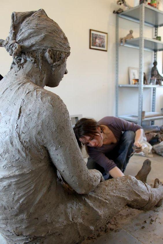 Jurga sculptures