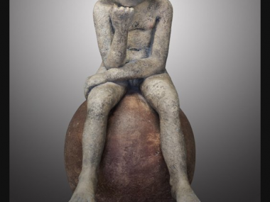 Nathalie Gauglin – naissance d'elvire – sculptures figuratives