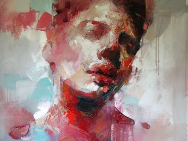 Ryan Hewett – into the soul peinture / Artiste Afrique du sud