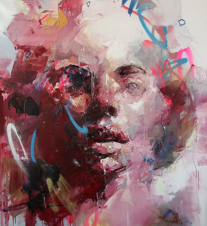 Ryan Hewett – peintures / Afrique du sud