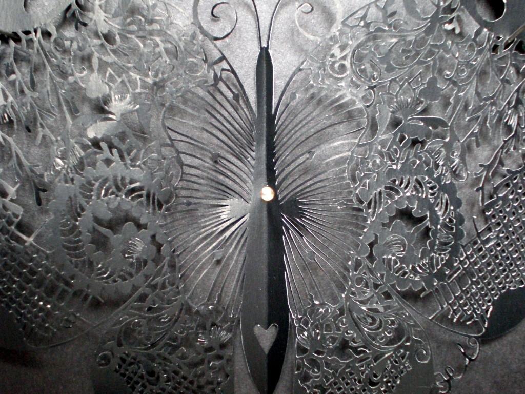 Dentelles de papier de Hina Aoyama - Art paper