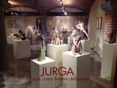jurga-expo sculptures terre cuite