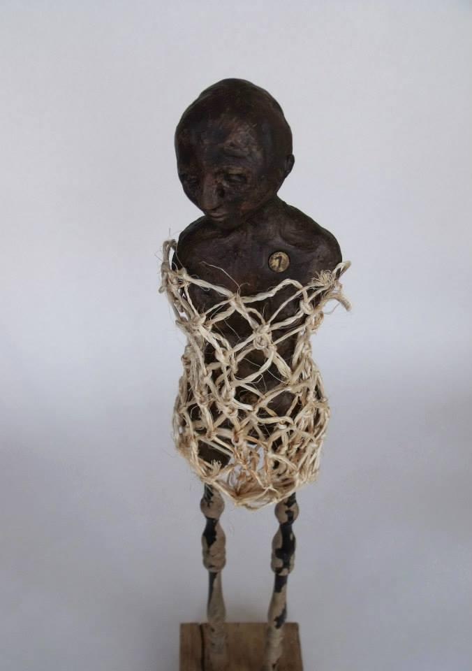 Stephanie Vandal – Mixed media art sculptures