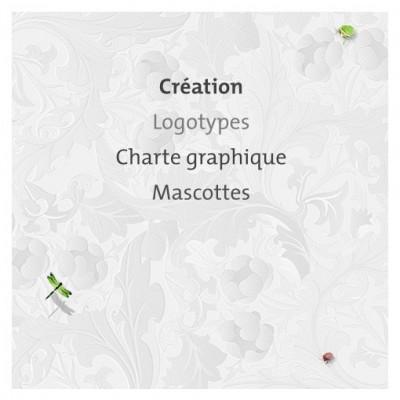 Graphiste freelance : Création Logotypes – Chartes graphique – Mascottes