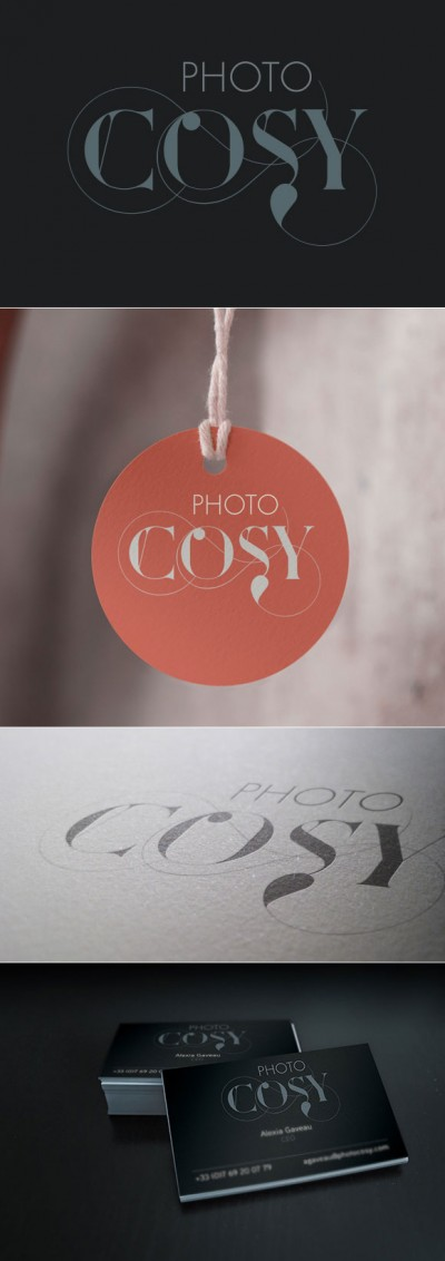 Creation logo typographique – Graphiste freelance