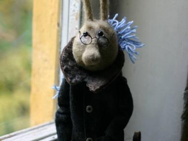 Création Katerina Kozunenko – old man dolls