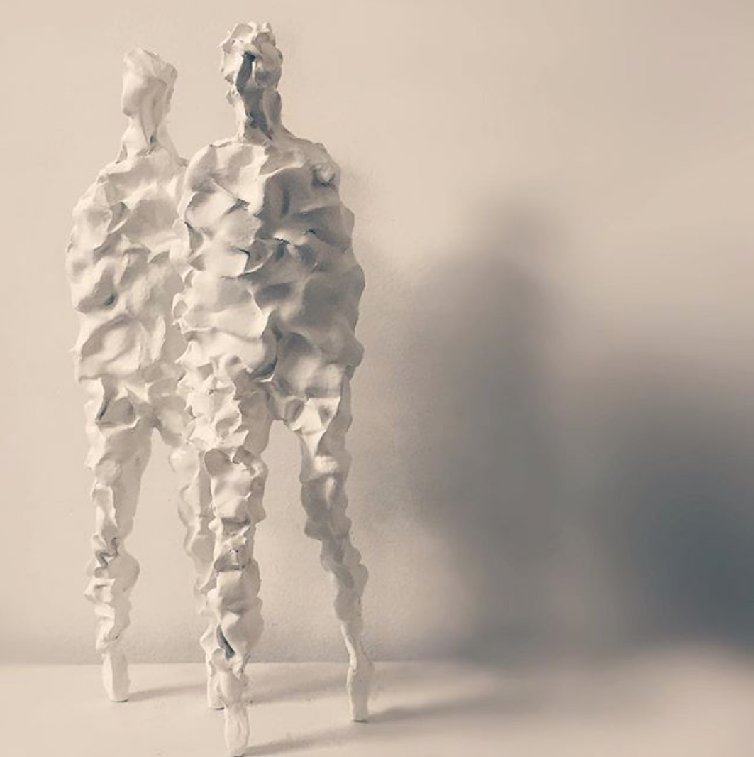 Emil Alzamora, Work in progress – Sculpture 2017