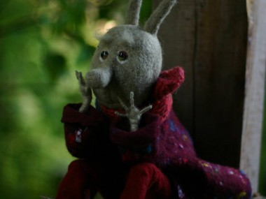 Katerina Kozunenko – peluches creation