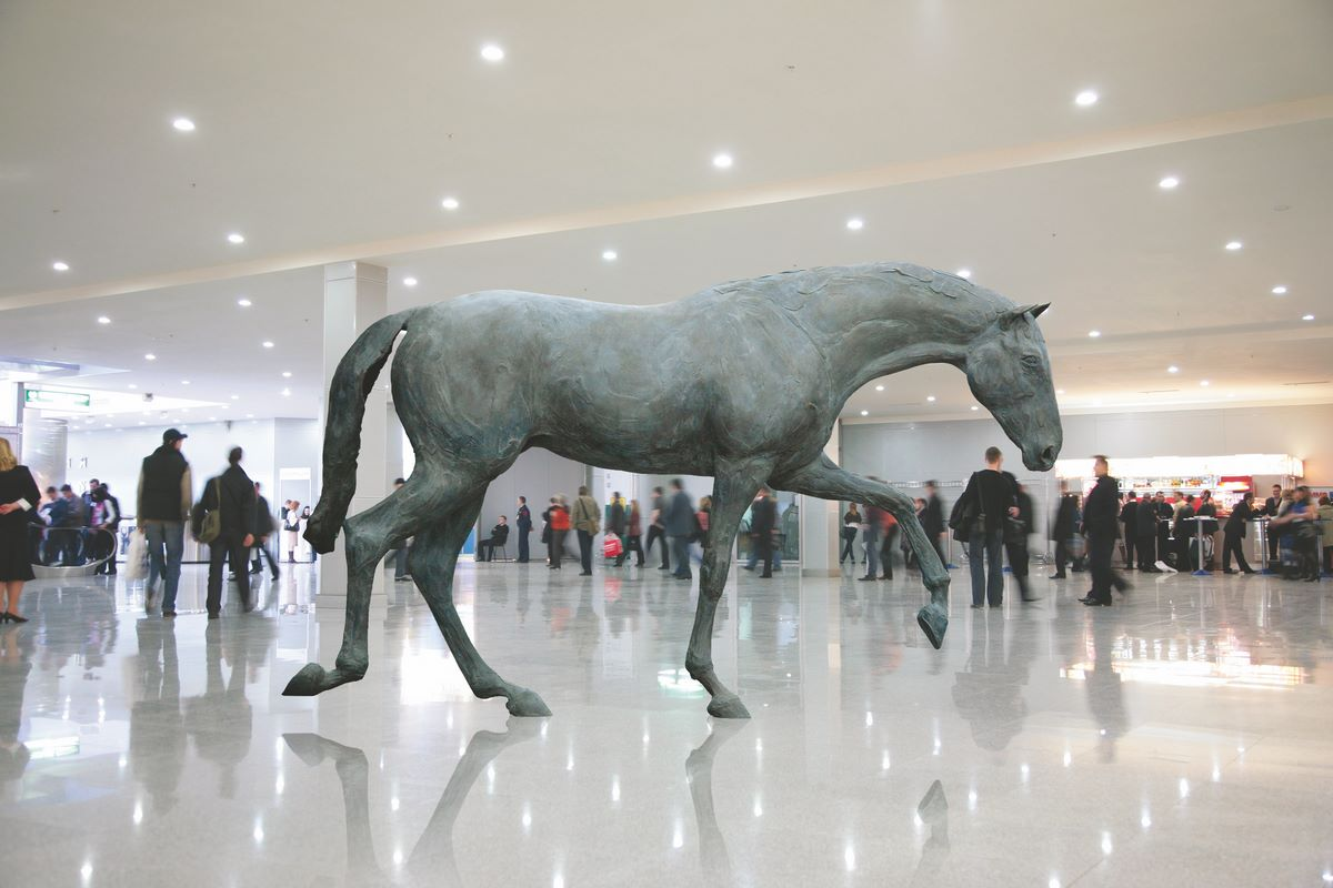 Catherine Thiry – Sculpture – Grand Nomad