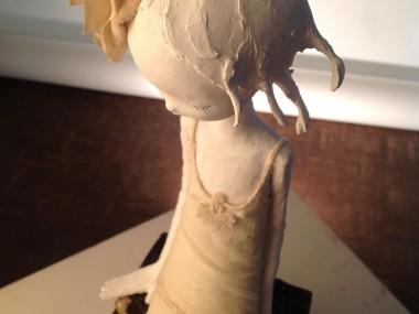 Maria Rita – Paper sculpture