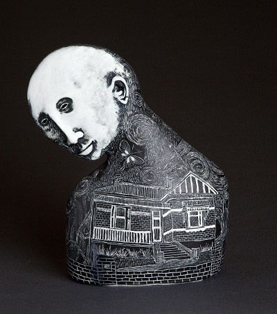 In the neighbourhood Shelsher 2010 – Sculptures de Amanda Shelsher