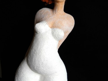 Zacchetti Catherine Sculptures femme ronde