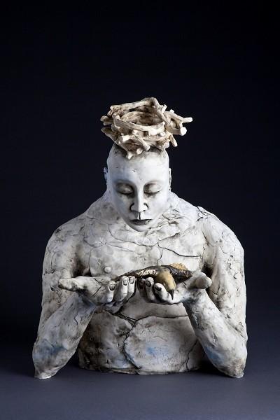 ACCEPTANCE – Sculptures de Amanda Shelsher