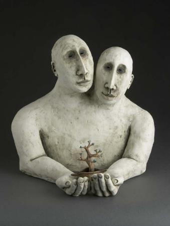 Sculptures de Amanda Shelsher
