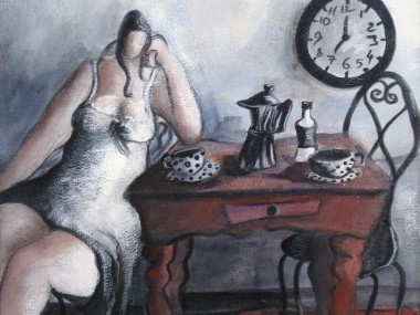 Corinne Brenner – Petit Dejeuner