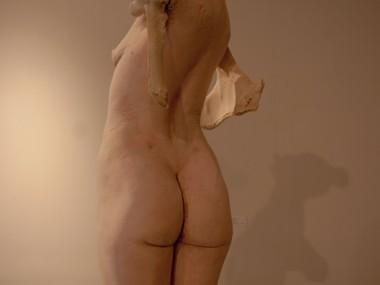 Sculpture Susannah Zucker femme