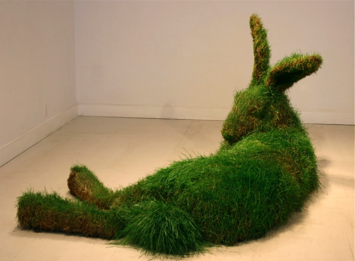 Mary Catherine Newcomb/ sculpture nature