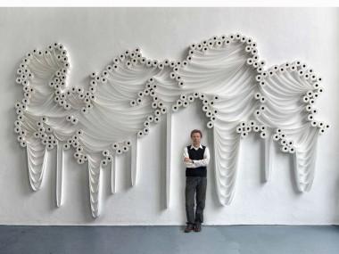 Installations – Sakir Gokcebag (artiste d'origine turc)