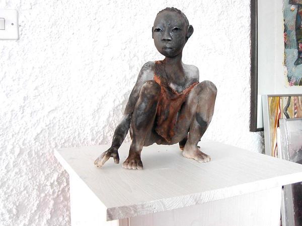 Sculptures Michele Ludwiczak