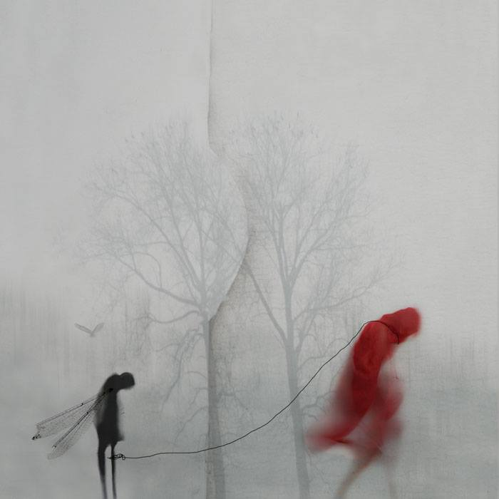 Mirjam Appelhof – photo manipulation