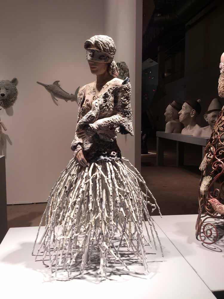 Sculpture Susan Saladino