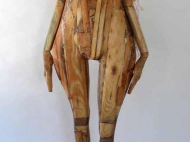 Susan Valyi sculptures