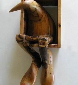 Susan Valyi sculpture