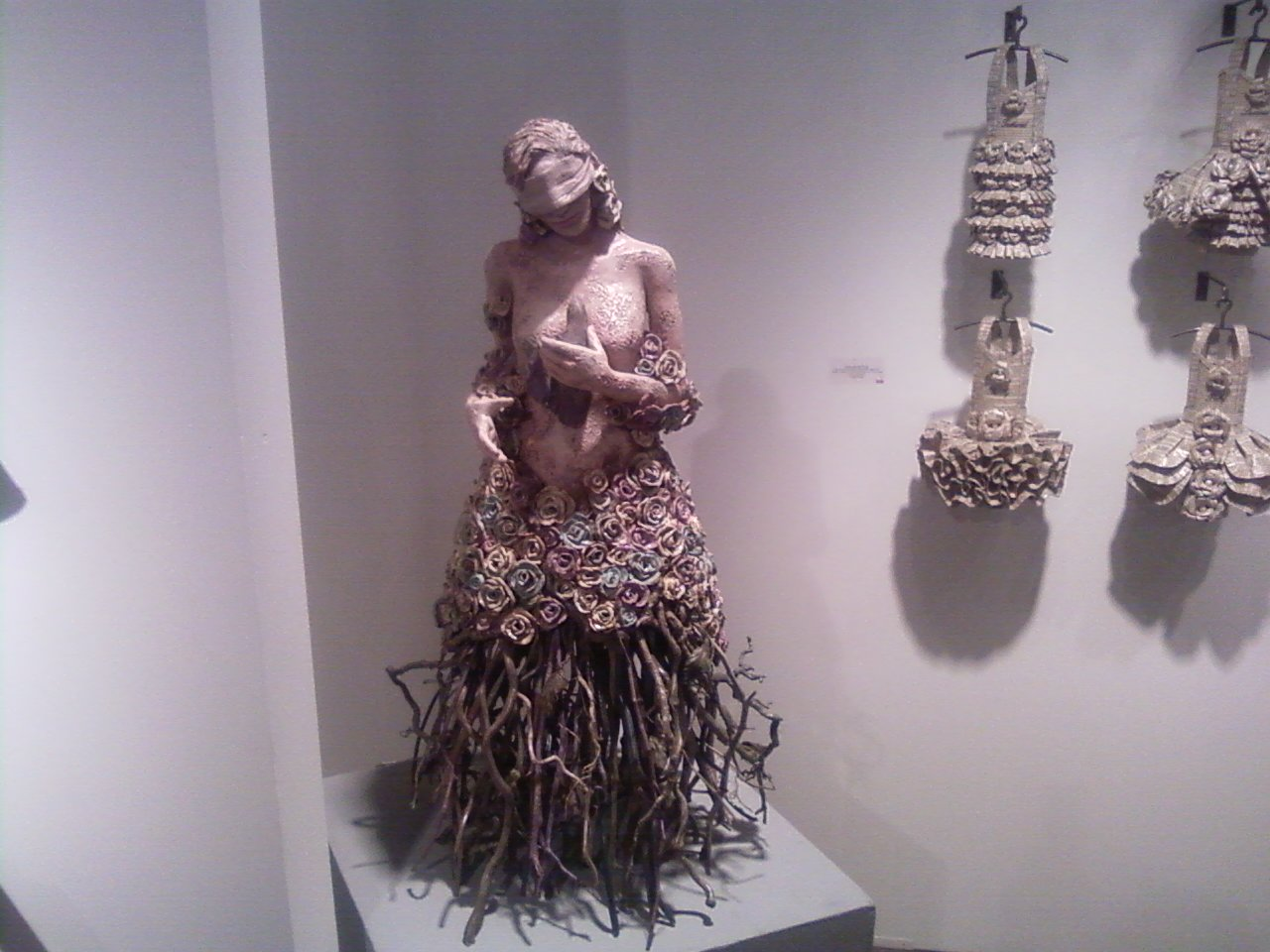 The Last Bird , Susan Saladino Sculpture