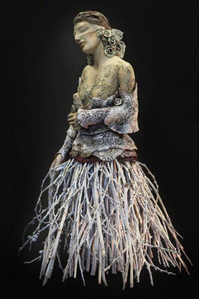 Tzofit – Sculpture Susan Saladino