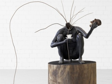 KHER sculpture