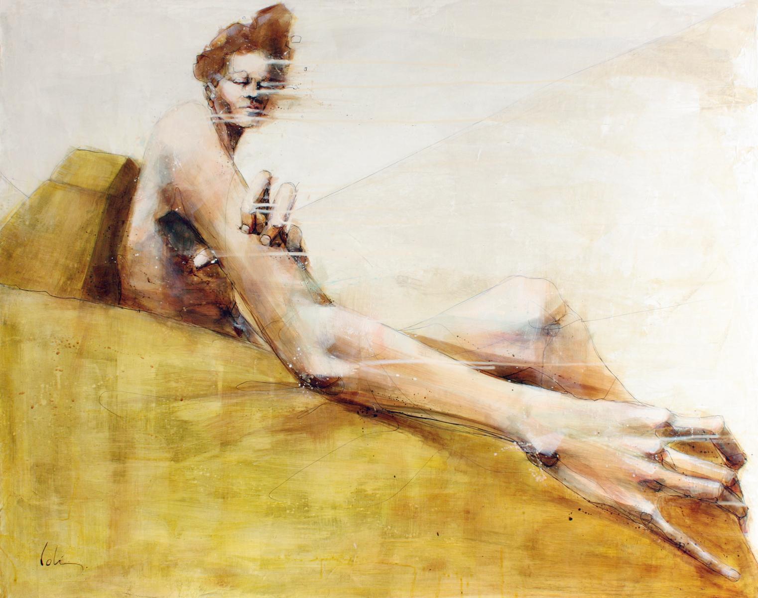 charles – Antoine Colin – Artiste peintre