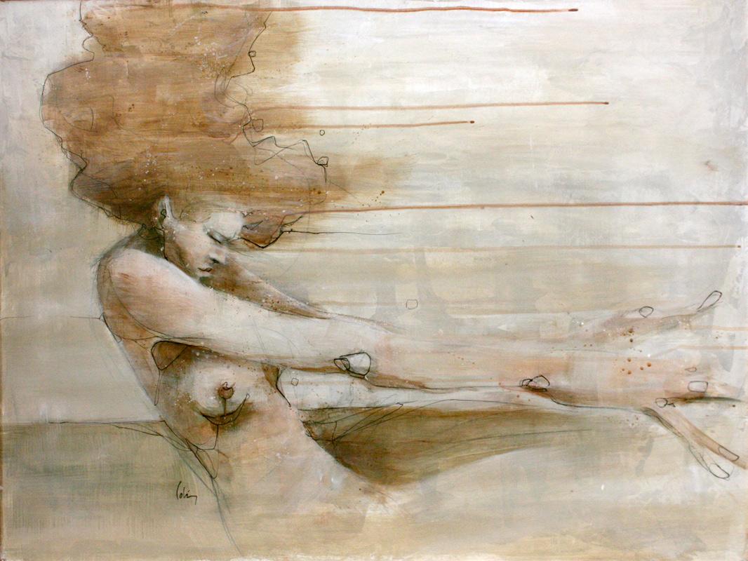 chute_1 – Antoine Colin – Artiste peintre
