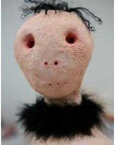 Petites creatures – Makhi Xenakis, Sculptures