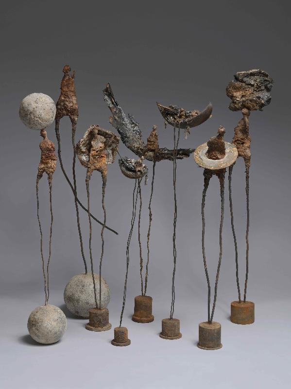 Marc Perez Peintre-Sculpteur / 2012