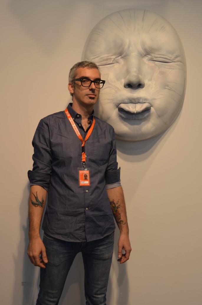 Samuel Salcedo – sculptures – portrait