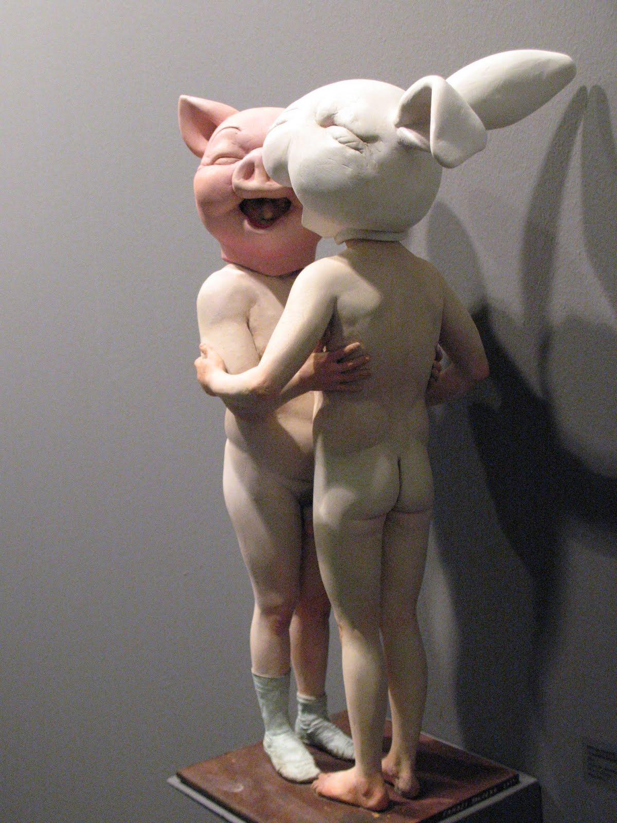 Samuel Salcedo – sculptures