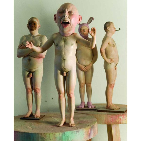 Samuel Salcedo – sculptures – Figuricas