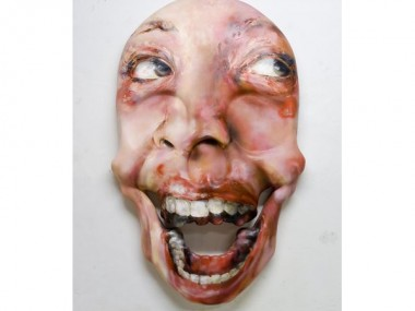 Samuel Salcedo – sculptures – Skull