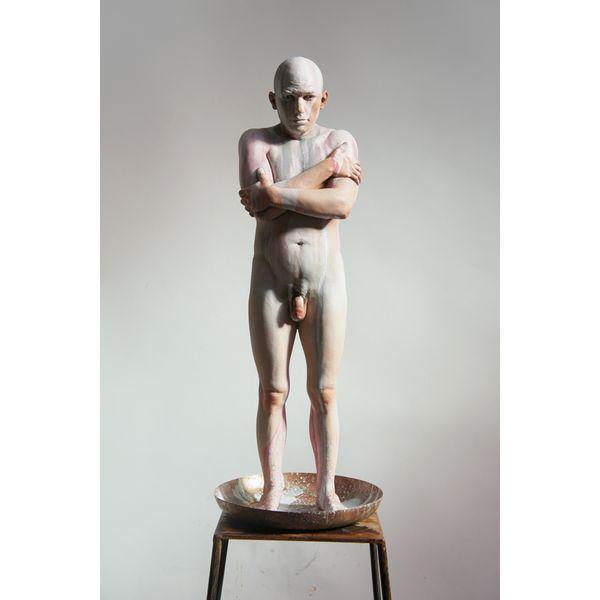 Sculpteur – Samuel Salcedo – Washed clown