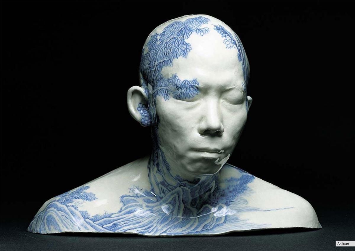 Ah xian Sculptures
