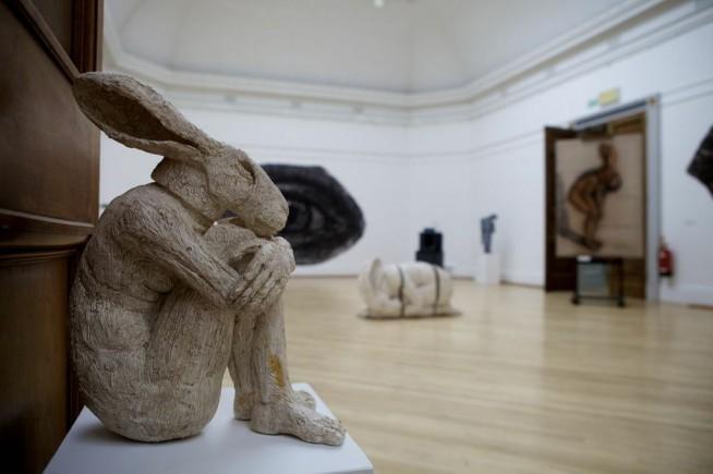 Sophie Ryder Artist – Hare