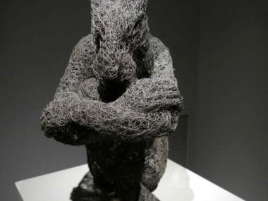 Sophie Ryder, sculpture lievre