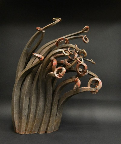 Alberto Bustos – Khamsim – sculptures ceramiques / www.bustosescultura.es